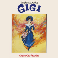 Gigi 1985 London Cast Recording CD